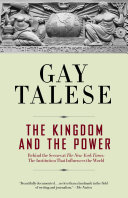 The Kingdom and the Power Book