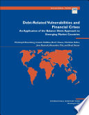 Debt-Related Vulnerabilities and Financial Crises