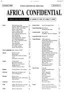 Africa Confidential Book PDF