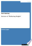 Reviews of  Wuthering Heights