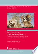 """Giuseppe Baretti: """"Sugo, sostanza e qualità"""""""