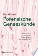 Handboek Forensische Geneeskunde
