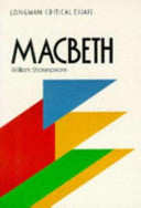 Critical Essays on Macbeth  William Shakespeare