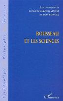 Rousseau et les sciences