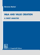 M A and Value Creation