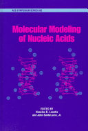 Molecular Modeling Of Nucleic Acids