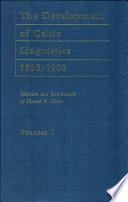 The Development of Celtic Linguistics  1850 1900