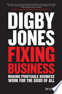 Fixing Business book