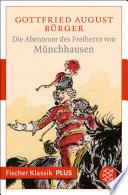 Die Abenteuer Des Freiherrn Von M Nchhausen