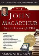 download ebook the john macarthur study library for pda pdf epub