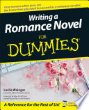 Writing A Romance Novel For Dummies book