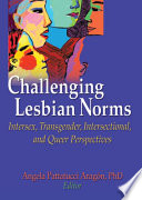 Challenging Lesbian Norms book