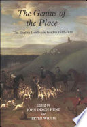 The Genius of the Place That The History Of Landscape
