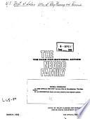 The Negro Family