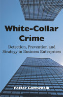 White-Collar Crime Book