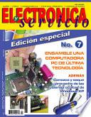Electr  nica y Servicio Edici  n Especial