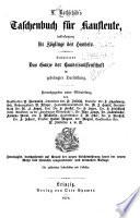 L. Rothschild's Taschenbuch für kaufleute, insbesondere für zöglinge des handels
