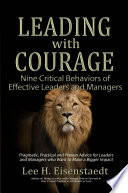 Leading With Courage Book PDF