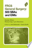 Frcs General Surgery