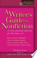 A Writer's Guide to Nonfiction How To Guides Travel Technical Reports Feature