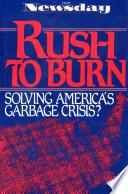 Rush to Burn