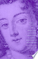 Selected Letters  Orations  and Rhetorical Dialogues