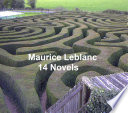 Maurice Leblanc: 14 Novels By French Mystery Writer Mauricee