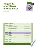 Tareas b  sicas I  Sistemas operativos monopuesto