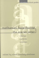 download ebook nathaniel hawthorne, the scarlet letter pdf epub