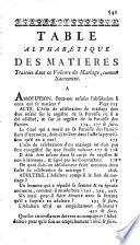 Conf  rences eccl  siastiques du dioc  se d Angers   tenues pendant les ann  es 1709 et suivantes