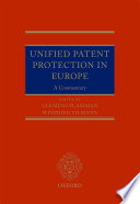 Unified Patent Protection In Europe