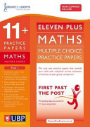 11+ Maths Multiple Choice Practice Papers