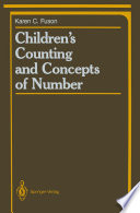 Children   s Counting and Concepts of Number