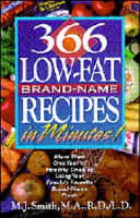 366 Low Fat Brand Name Recipes in Minutes