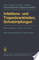 Infektions- und Tropenkrankheiten, Schutzimpfungen