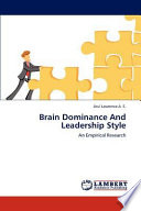 Brain Dominance And Leadership Style