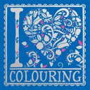 I Heart Colouring : pocket colouring range, contains beautiful pictures...