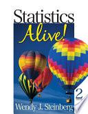 Statistics Alive
