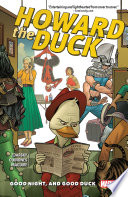 Howard The Duck Vol  2