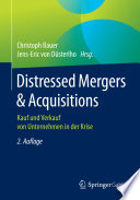Distressed Mergers   Acquisitions