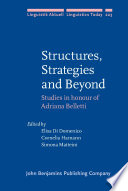 Structures, Strategies and Beyond