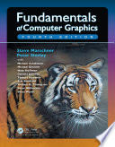 Fundamentals of Computer Graphics  Fourth Edition