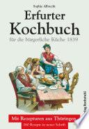 ERFURTER KOCHBUCH f  r die b  rgerliche K  che 1