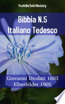 Bibbia N 5 Italiano Tedesco
