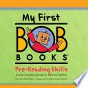 My First Bob Books  Pre Reading Skills
