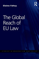 The Global Reach of EU Law