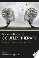 Foundations For Couples Therapy