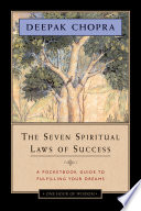 The Seven Spiritual Laws of Success   One Hour of Wisdom