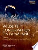 Wildlife Conservation on Farmland Volume 1
