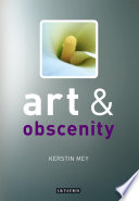 Ebook Art and Obscenity Epub Kerstin Mey Apps Read Mobile